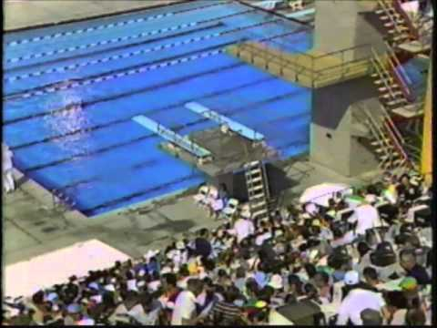 1984 Olympic Games   Women's 100 Meter Freestyle