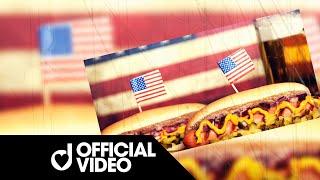 Смотреть клип Monaco Trash Machine Feat. Cz - American Girl