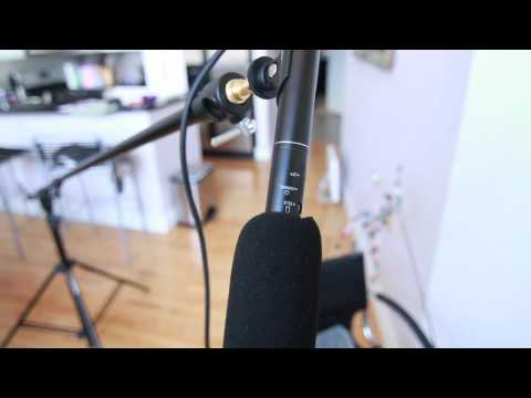HTDZ HT-81 High Quality Microphone Test