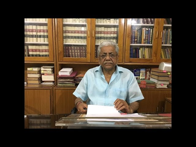 Listen Sr. Advocate B.S.Slathia, President Jammu Bar Association (JBA)