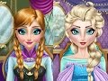 ♥ Frozen Games For Girls Compilation of Elsa and Anna Real Makeover Frozen Game Plays ♥
