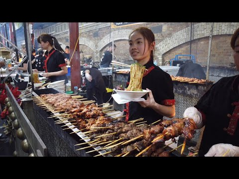 Summer Night Market - Melbourne Street food - Queen Victoria Market