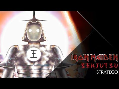 Смотреть клип Iron Maiden - Stratego