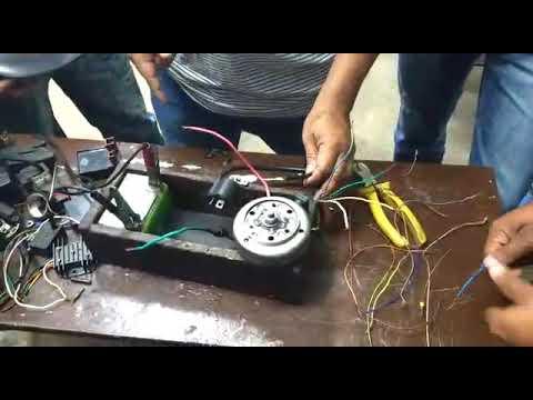 Laboratorio casero para probar bobinas de alta y CDI