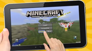 Download Minecraft PE Igual de Computador !! - Minecraft Pocket Edition 0.14.0 Modificado