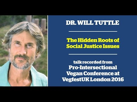 Dr. Will Tuttle - The Hidden Roots of Social Justice Issues