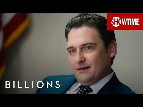 'Yeah, I Sort Of Figured'  Ep. 3 Official Clip | Billions | Season 3