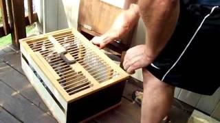 How i basket my pigeons
