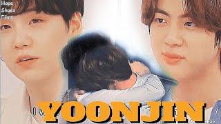 How Suga loves Jin and Jin loves Suga. (BTS Yoonjin 슙진 /JinSuga 진슙 Moments - Sibings For Life)