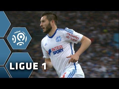 Goal A-P. GIGNAC (43') / Olympique de Marseille - Paris Saint-Germain (2-3)-(OM-PSG)/2014-15