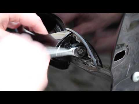 BMW X5 Door Handle Carrier Removal and Installation DIY E53