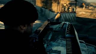 The expendables 2 first fighting scene