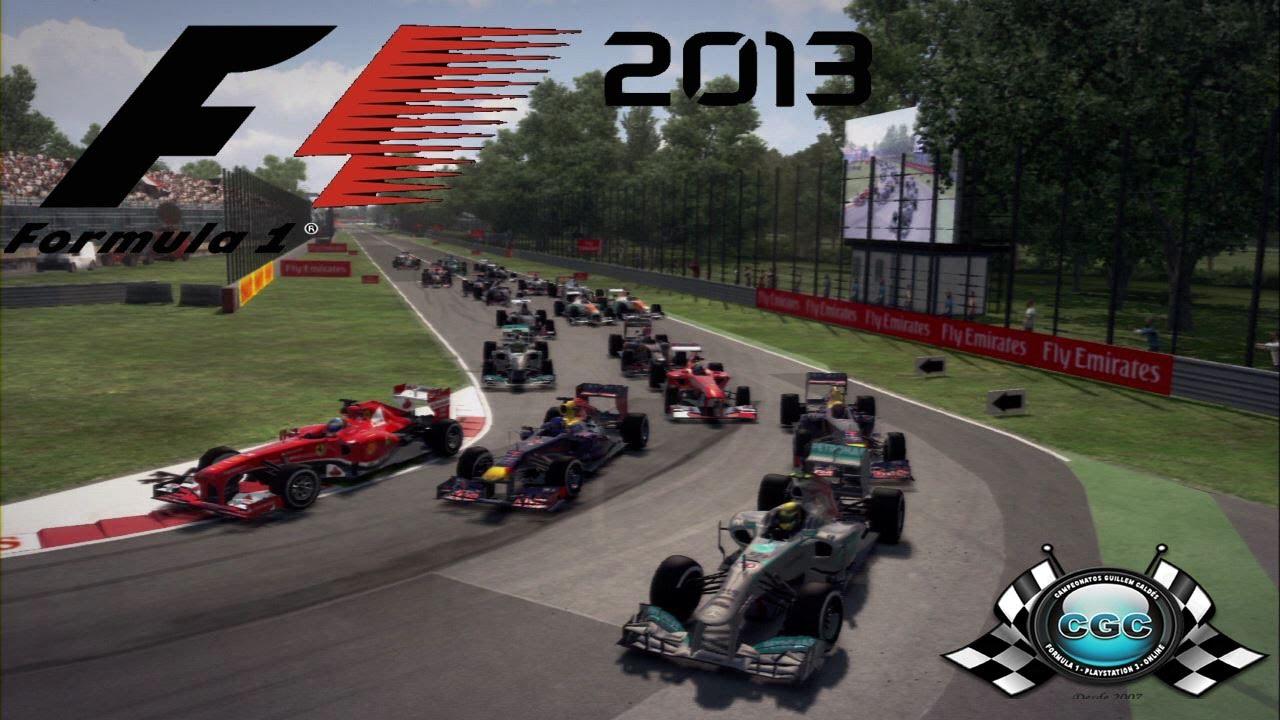 Onboard Monza + Setup Codemasters F1 2013 - YouTube