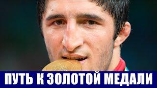 Олимпиада 2020 Бокс и вольная борьба на ОИ Абдулрашид Садулаев два титульника и другие поединки
