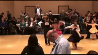 Indiana Challenge - Youth Ballroom Dance Competition