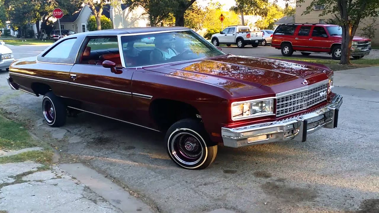 1976 Caprice for sale - YouTube