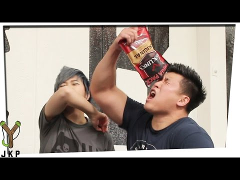 Jack Link's Beef Jerky Challenge!