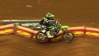 Supercross LIVE! 2014 - 2 Minutes on the Track - 250 Second Practice in Atlanta