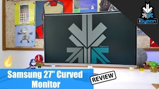 Samsung 27 inch Curved Monitor: Review C27F591