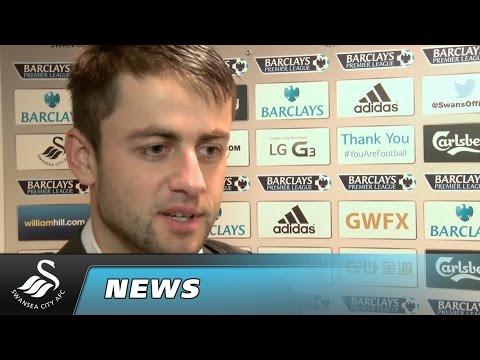 Swans TV - Reaction: Fabianski on Crystal Palace