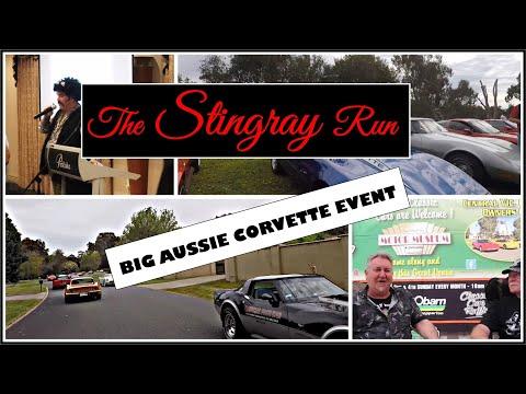 Australian Corvette News - The Stingray Run