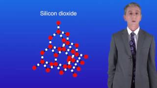 GCSE Science Chemistry (9-1) Diamond and silicon dioxide