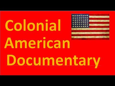 American History : Colonial America Documentary