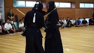 第66回全日本剣道選手権大会大阪府予選会_第2試合場