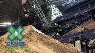 Logan Martin wins BMX Dirt silver | X Games Minneapolis 2017
