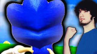 SONIC the Hedgehog HACKING! - PBG