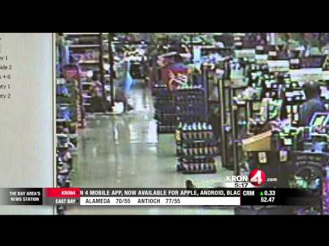 San Leandro Police Seek Suspect Who Assaulted Store Manager