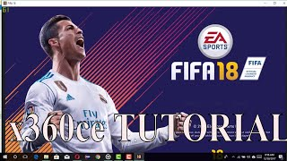Enable vibration and fix right analog stick on FIFA 18(works for 15,16,17)