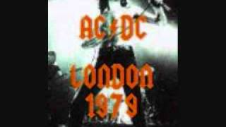 AC/DC Live: London, England, November 2, 1979: 11 of 14