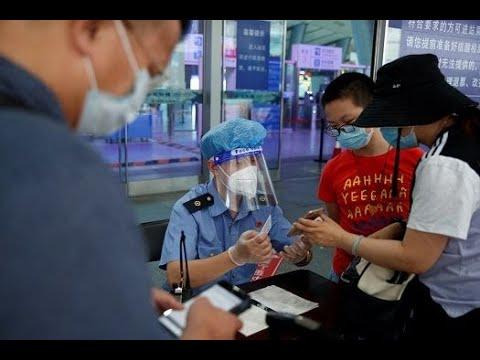 الصين تسجل ثلاث حالات إصابة جديدة بكورونا  - نشر قبل 21 ساعة