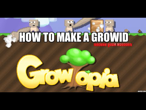 Growtopia | How to Make a GrowID