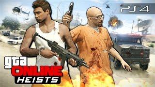 GTA 5 Online Heists - Побег из тюрьмы 111