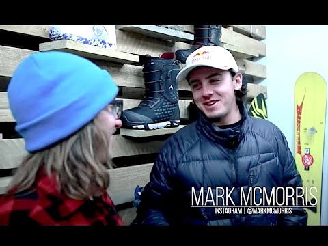 Mark McMorris: What board do you ride? & Why?