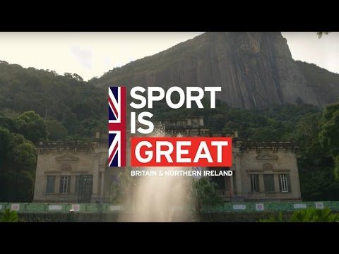 Delivering major sporting events: British House Rio 2016
