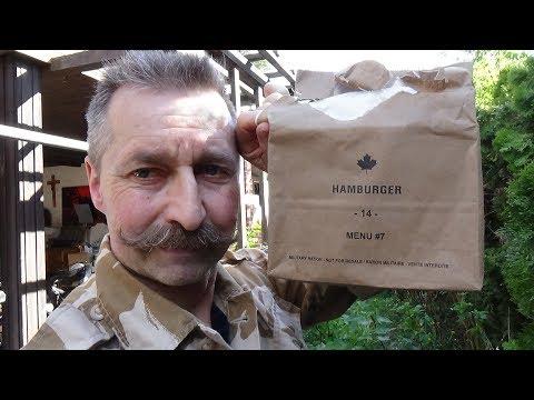 EPA aus Canada der Ahornblatt Hamburger