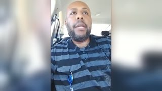Hear Police in Final Moments Before Facebook Killer Steve Stephens Shot Himself
