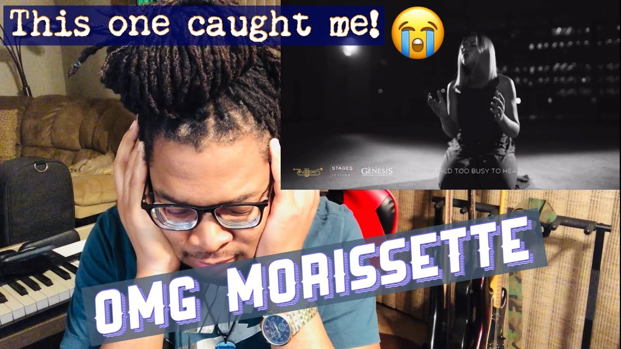 """Morissette - """"Could You Be Messiah"""" Official Music Video (REACTION)"""