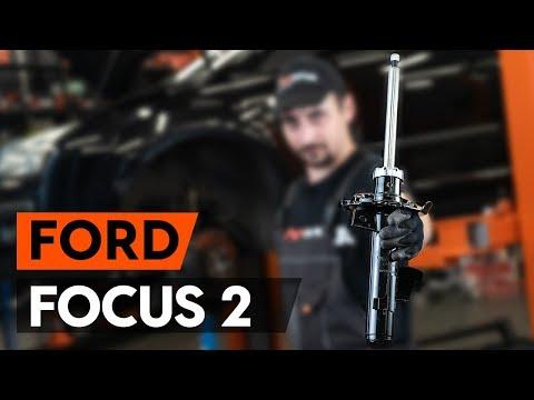 Как заменить передний амортизатор на FORD FOCUS 2 (DA) [ВИДЕОУРОК AUTODOC]