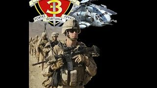 2nd Battalion 3rd Marines in operation whiskey