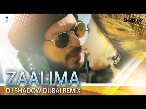 DJ Shadow Dubai | Zaalima | Remix | Shah Rukh Khan & Mahira Khan | Arijit Singh | Harsh Gfx | 2017