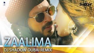 DJ Shadow Dubai   Zaalima   Remix   Shah Rukh Khan & Mahira Khan   Arijit Singh   Harsh Gfx   2017