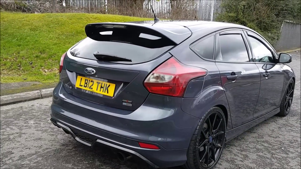 Modified Mk3 Ford Focus Zetec S