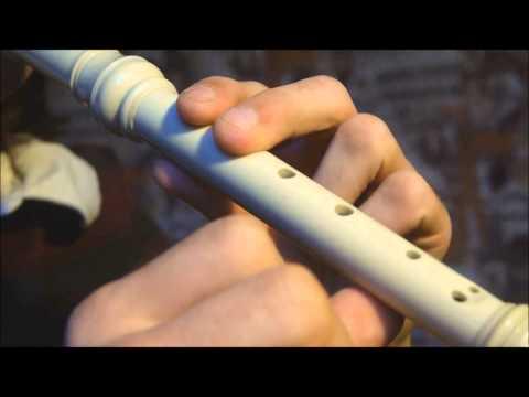 The Lonely Shepherd Recorder Flute kill bill