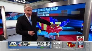 Romney campaign plans failed to launch on election night