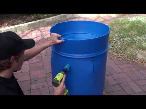 I-Barrel Aquaponic System