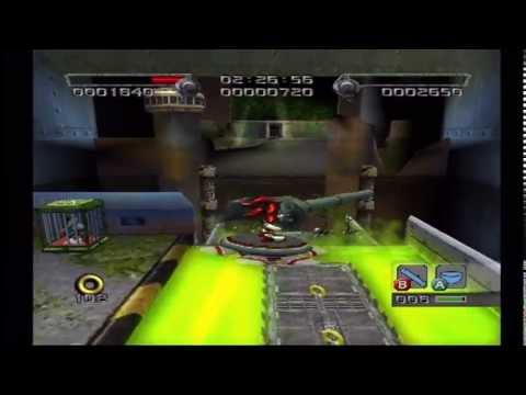 Shadow the Hedgehog: Prison Island (Hero Mission)